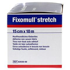 FIXOMULL stretch 15 cmx10 m 1 Stück - Linke Seite