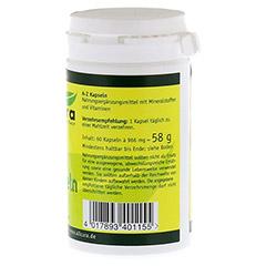 A-Z Kapseln mit Mineralstoffen und Vitaminen 60 Stück - Rechte Seite