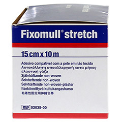 FIXOMULL stretch 15 cmx10 m 1 Stück - Rechte Seite