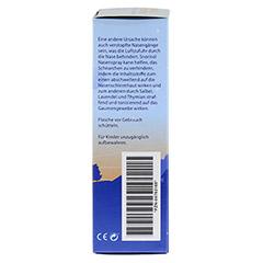 SNORISOL Nasenspray 10 Milliliter - Rechte Seite