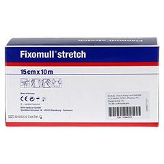FIXOMULL stretch 15 cmx10 m 1 Stück - Rückseite