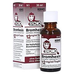 Bromhexin Hermes Arzneimittel 12mg/ml 30 Milliliter N1