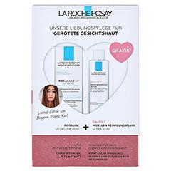La Roche-Posay Rosaliac UV Cre.leicht Routineset 1 Packung - Vorderseite