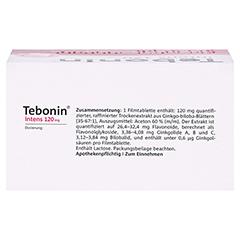 Tebonin intens 120mg 200 Stück - Oberseite