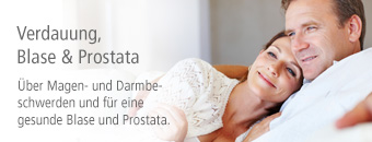 Verdauung, Blase & Prostata
