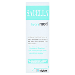 Sagella hydramed 250 Milliliter - Vorderseite
