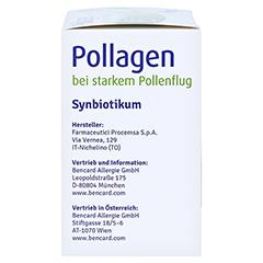 POLLAGEN Synbiotikum m.Probiotika u.Prebiot.Beutel 30 Stück - Linke Seite