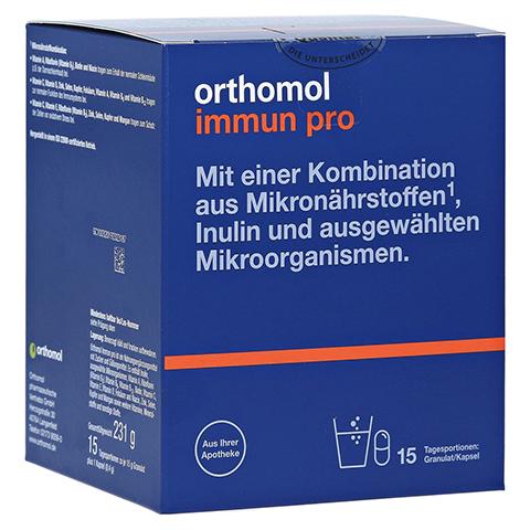 Orthomol Immun pro 15 Stück