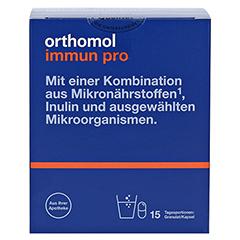 Orthomol Immun pro 15 Stück - Vorderseite