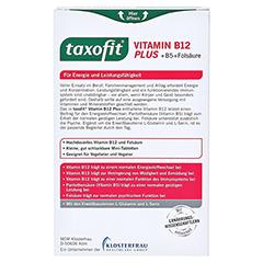 TAXOFIT Vitamin B12 Plus Tabletten 40 Stück - Rückseite