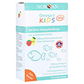 NORSAN Omega-3 Kids Jelly Dragees Vorratspackung 120 Stück
