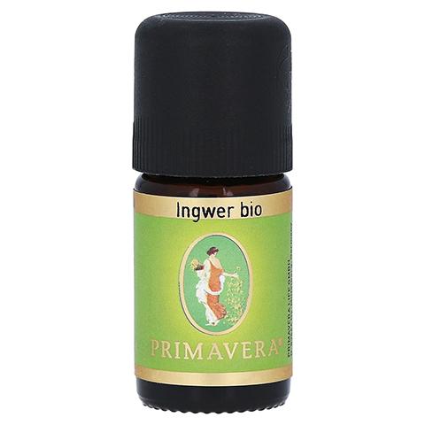 PRIMAVERA Ingwer Bio ätherisches Öl 5 Milliliter