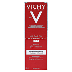 Vichy Liftactiv Collagen Specialist Anti-Age Tagespflege LSF 25 50 Milliliter - Vorderseite