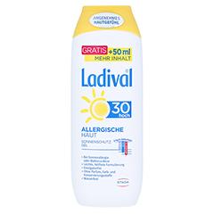 Ladival Allergische Haut Sonnenschutz Gel LSF 30 250 Milliliter