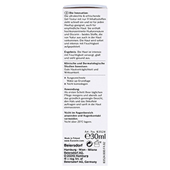 Eucerin Hyaluron-Filler Feuchtigkeits-Booster 30 Milliliter - Linke Seite