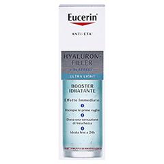 Eucerin Hyaluron-Filler Feuchtigkeits-Booster + gratis Eucerin HYALURON-FILLER Intensiv-Maske 30 Milliliter - Rückseite
