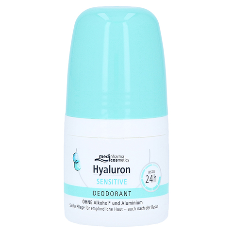 HYALURON DEO Roll-on sensitive 50 Milliliter