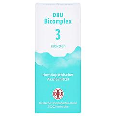 DHU Bicomplex 3 Tabletten 150 Stück N1 - Vorderseite