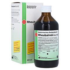 Rheubalmin Bad MED 320 Milliliter