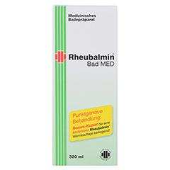 Rheubalmin Bad MED 320 Milliliter - Vorderseite
