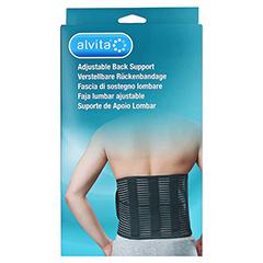 ALVITA Rückenbandage Gr.2 1 Stück - Vorderseite