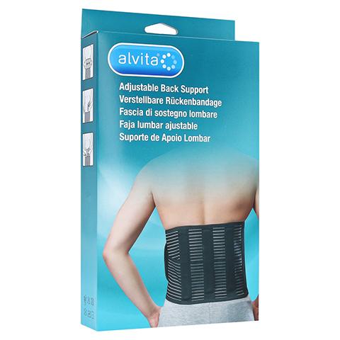 ALVITA Rückenbandage Gr.2 1 Stück