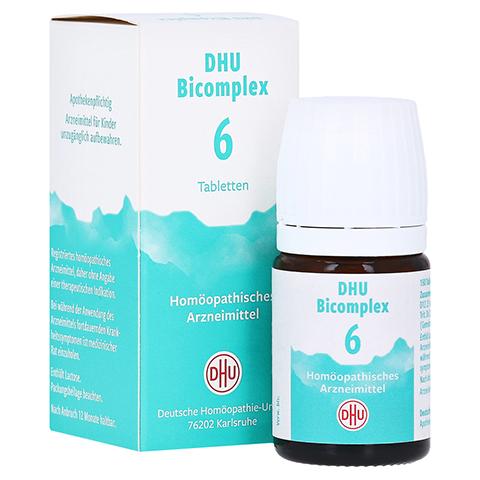 DHU Bicomplex 6 Tabletten 150 Stück N1