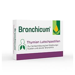 Bronchicum Thymian Lutschpastillen 20 Stück N1