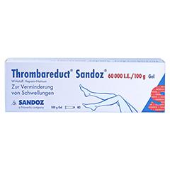 Thrombareduct Sandoz 60000I.E./100g 100 Gramm N2 - Vorderseite