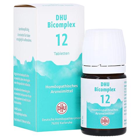 DHU Bicomplex 12 Tabletten 150 Stück N1