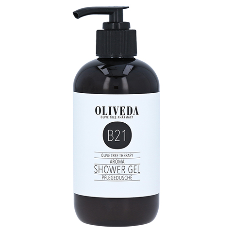 Oliveda B21 Pflegedusche Aroma 200 Milliliter