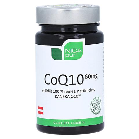 NICAPUR CoQ10 60 mg Kapseln 30 Stück