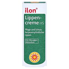 ILON Lippencreme HS 3 Milliliter - Vorderseite