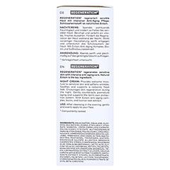 DADO Regeneration E Nachtcreme 50 Milliliter - Rechte Seite
