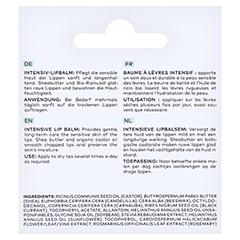 DADO LipCare Intensiv-Lipbalm 4.8 Gramm - Rückseite
