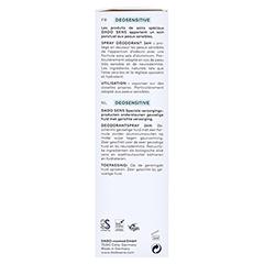 DADO DeoSensitive Deospray 24h 75 Milliliter - Linke Seite