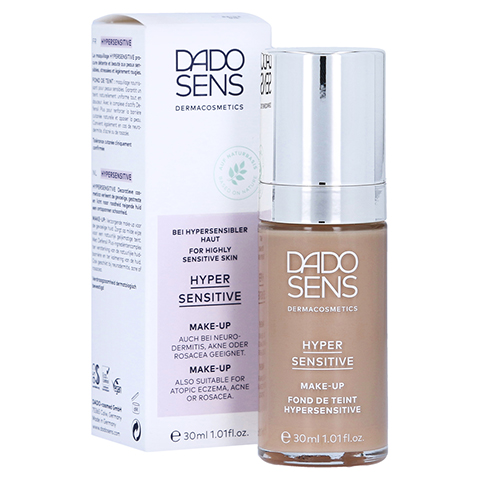 DADO Hypersensitive Make-up beige 30 Milliliter