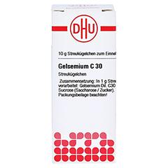 GELSEMIUM C 30 Globuli 10 Gramm N1 - Vorderseite