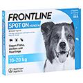 FRONTLINE Spot on H 20 Lösung f.Hunde 3 Stück
