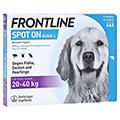 FRONTLINE Spot on H 40 Lösung f.Hunde 3 Stück