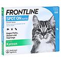 FRONTLINE Spot on K Lösung für Katzen 3 Stück