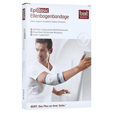 BORT EpiBasic Bandage L schwarz 1 Stück
