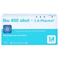 Ibu 400 akut-1A Pharma 30 Stück N2 - Vorderseite