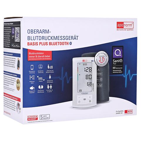 APONORM Blutdruckmessgerät Basis Pl.Bluet.Oberarm 1 Stück