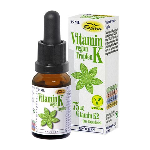 VITAMIN K-TROPFEN vegan 15 Milliliter