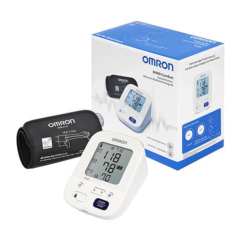 OMRON M400 Comfort Oberarm Blutdruckmessgerät 1 Stück