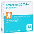 Ambroxol 30 Tab-1A Pharma 100 St�ck N3