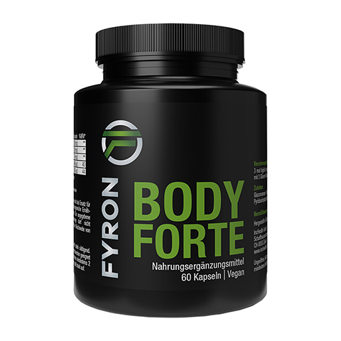 FYRON Body Forte Stoffwechsel Kapseln 60 Stück