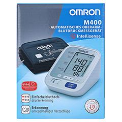 OMRON M400 Oberarm Blutdruckmessgerät HEM-7131-D 1 Stück - Vorderseite