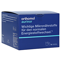 Orthomol Aurinor 30 Stück